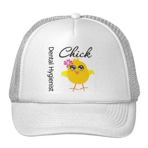 Dental Hygienist Chick v2 Mesh Hat