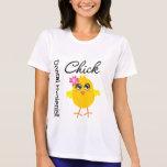 Dental Hygienist Chick v2 Tee Shirt