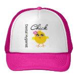 Dental Hygienist Chick v2 Trucker Hat