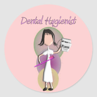 Dental Hygienist Gifts Unique Graphics Stickers
