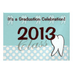 Dental Hygienist Graduation Party Invitations 2013