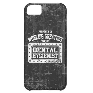 Dental Hygienist iPhone 5C Cover