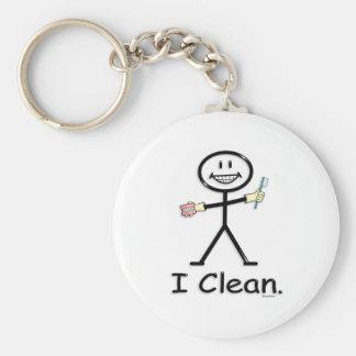 Dental Hygienist Keychain