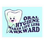 Dental Hygienist Post Cards
