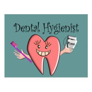 Dental Hygienist T-shirts & Gifts Postcard