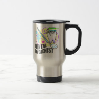 Dental Hygienist Travel Mug