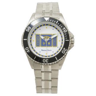 Dental Hygienist Wristwatches
