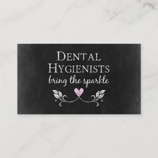 Dental hygienists sparkle business card zazzle dental hygienists sparkle business card colourmoves