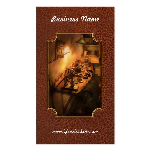 Dental Lab - The Dental Lab + Business Card