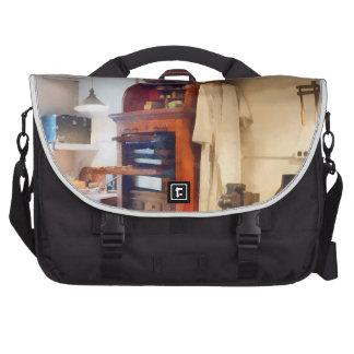 Dental Lab WithLab Coat Bag For Laptop
