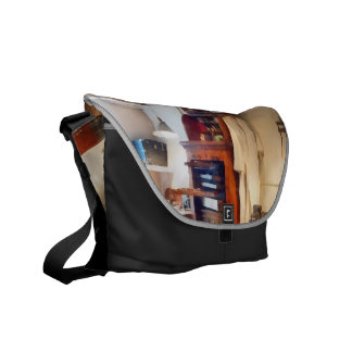 Dental Lab WithLab Coat Courier Bags