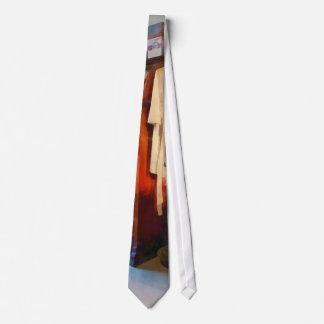 Dental Lab WithLab Coat Tie
