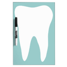 Dental Office Dry Erase Board For Dentist at Zazzle