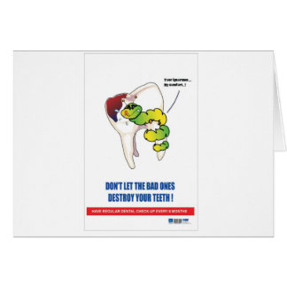Dental practice Promotional gifts Card