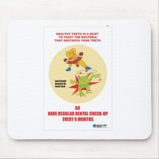Dental practice Promotional gifts Mouse Pad