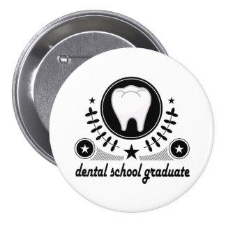Dental School Graduate Gift Idea Pinback Button