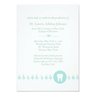 Dental School Graduation Invitation