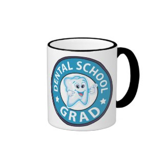 Dental School Graduation Mugs