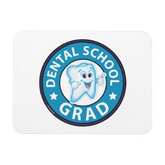 Dental School Graduation Rectangle Magnets