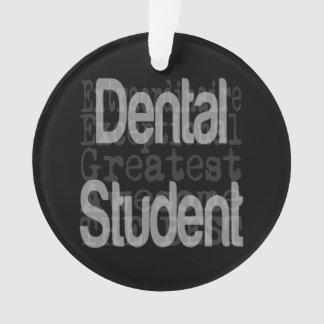 Dental Student Extraordinaire Ornament