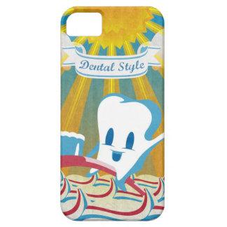 DENTAL STYLE iPhone SE/5/5s CASE