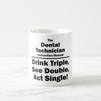 dental technician coffee mug