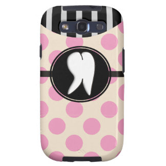 Dental Tooth Design Gifts Samsung Galaxy SIII Cases