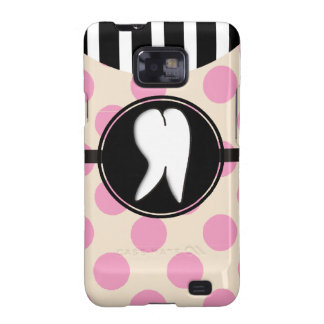 Dental Tooth Design Gifts Samsung Galaxy SII Case