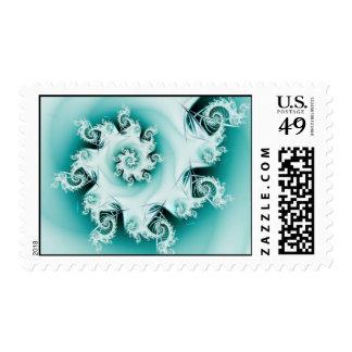 Dentelles Postage Stamps