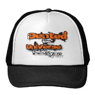 Denting Universe bold Trucker Hat