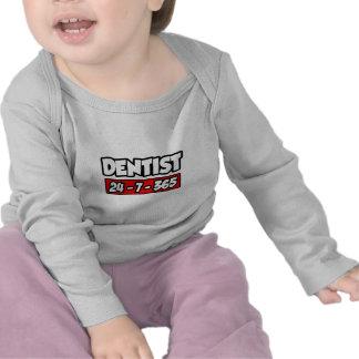 Dentist 24-7-365 t-shirt