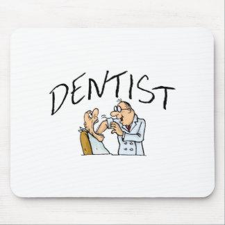 Dentist 2 mouse pad