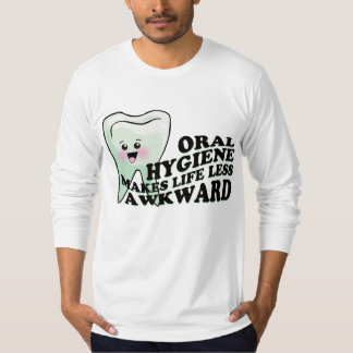 Dentist and Dental Hygienist Gifts T-Shirt