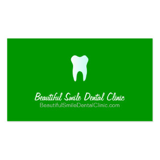 Dentist Appointment Cards- Color changeable Double-Sided Standard Business Cards (Pack Of 100)