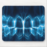 """Dentist Blue Glowing Teeth Smile Mousepad<br><div class=""""desc"""">Dentist Blue Glowing Teeth Smile Mouse Pad. Perfect for dentists,  dental assistants,  dental hygienists,  dental technicians,  and dental therapists. If someone that you know has dental practice,  any of these dental art images would be an ideal addition to their home or office.</div>"""