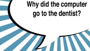 Funny dentist business cards zazzle dentist bluetooth joke business card colourmoves