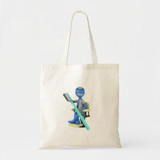 Dentist Budget Tote Bag