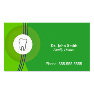 Dentist Business / Appointment Business Card