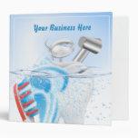 Dentist Business Binder