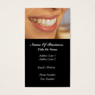 Dentist Business Card