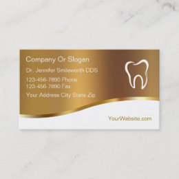 Dentist business cards templates zazzle dentist business cards reheart Image collections