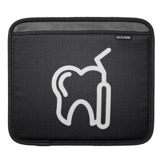 Dentist Cares Minimal iPad Sleeve