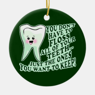 Dental Hygienist Ornaments & Keepsake Ornaments | Zazzle
