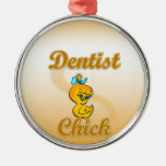 Dentist Chick Ornaments