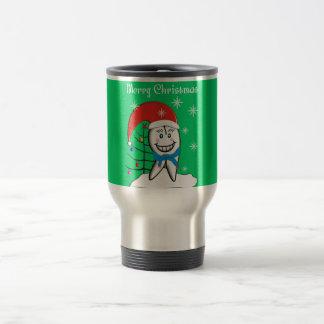 Dentist Christmas Cards and Gifts Travel Mug