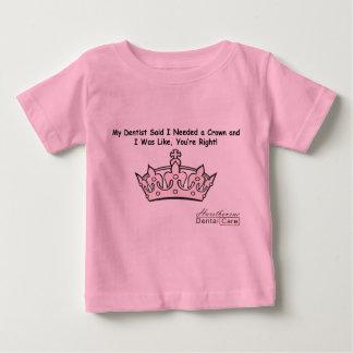 Dentist Crown? Baby T-Shirt