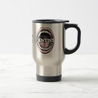 Dentist custom name mugs