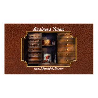Dentist - Dental Burrs  Business Card Templates