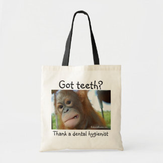 Dentist Dental Gratitude Tote Bag