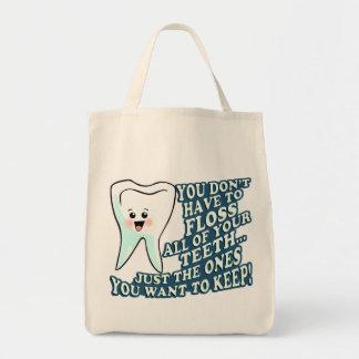 Dentist Dental Hygienist Canvas Bag